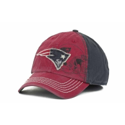 huge discount cea79 48486 New England Patriots  47 Brand Powerback Visor Knit Hat
