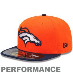 sale retailer c1eb5 1a482 New Era Denver Broncos Meltop 39Thirty Flex Hat - Heathered Gray Orange
