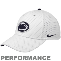 low priced fcae6 b5ddb Nike Penn State Nittany Lions Legacy 91 Dri-FIT Adjustable Coaches Cap -  Navy Blue