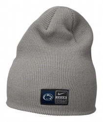 b1d6cf369a4 ... ireland penn state nittany lions nike slate heather grey football sideline  knit hat 2d3b3 1af58