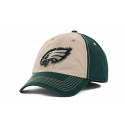'47 Brand Philadelphia Eagles Abomination Knit Beanie - Black/Midnight Green