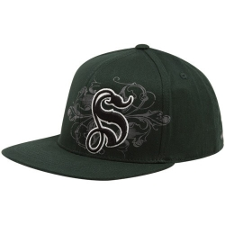 f5119538af6 Top of the World Michigan State Spartans Green Luxury 1-Fit Flex Hat.   21.95 Football Fanatics
