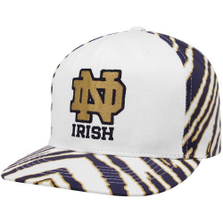 6d78df0232595d Top of the World Notre Dame Fighting Irish Youth Cellar One-Fit Hat - Navy  Blue